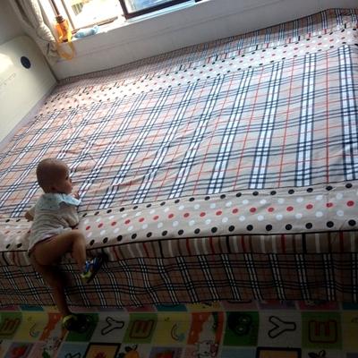 【赔钱处理】粗布床单单件纯棉炕单子3.5米榻榻米被单1.5m1.8床用