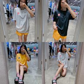New Balance 2019夏季男装女装 休闲运动短袖T恤NC NE92S043 S051图片
