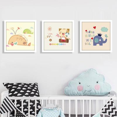 儿童房间壁画有假货吗