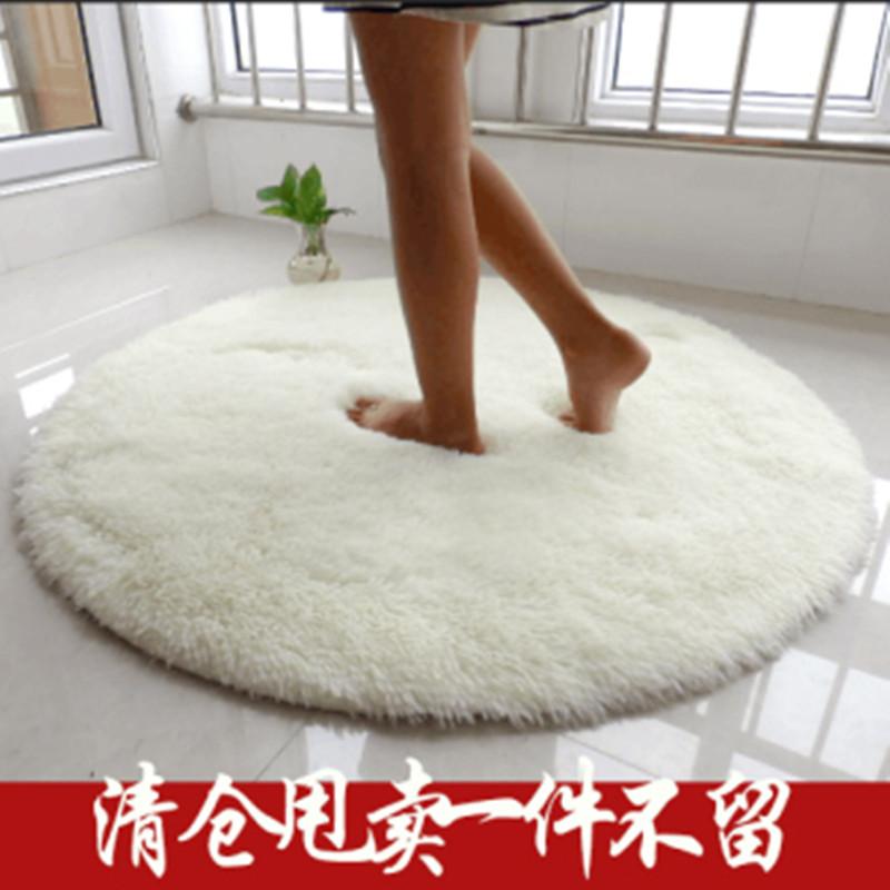 圆形地毯健身瑜伽地毯