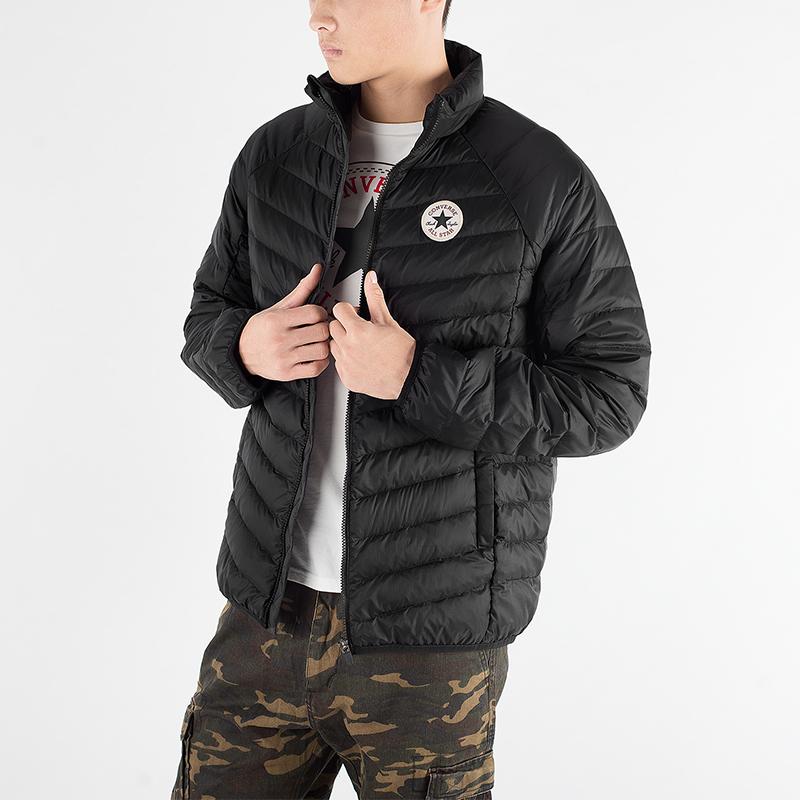 匡威男装外套冬季款运动休闲服保暖舒适羽绒服防风外套10005116