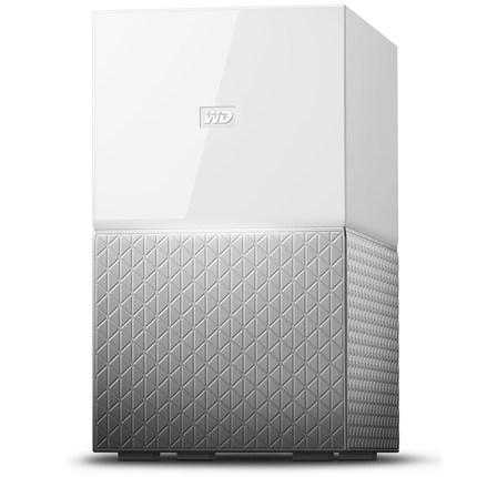 西部数据(WD)My Cloud Home Duo个人云存储16TB 双盘网络存储