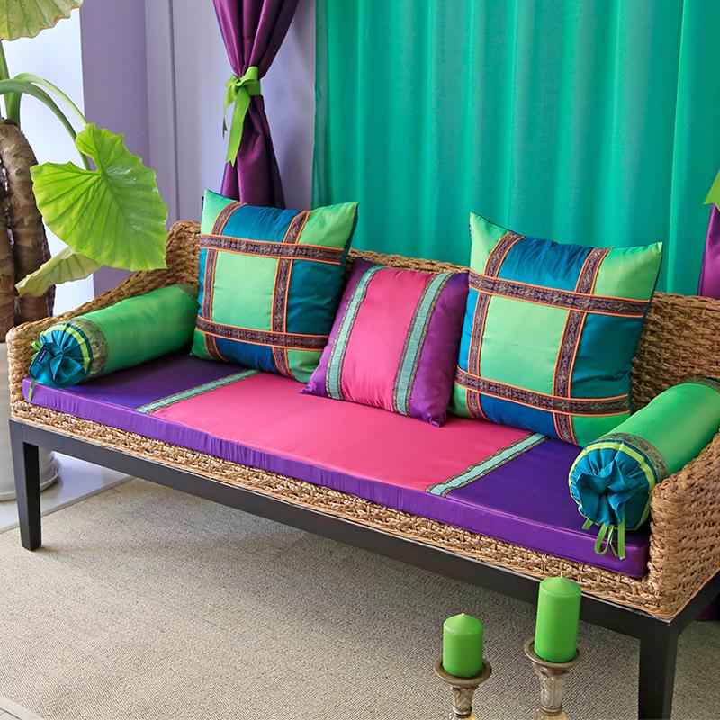 沙發墊東南亞