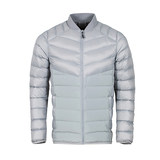 ASICS yaseshi autumn and winter short men's lightweight warm down jacket sports simple wind 2031A418-020