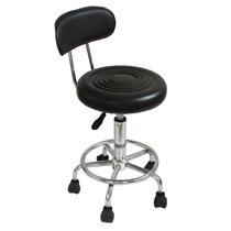 简约靠背电脑椅 前台椅凳子 学生椅  转椅 理发师办公椅 升降椅子