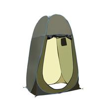 人双层大帐篷露营43配套三用配件户外露营003QCF七彩房