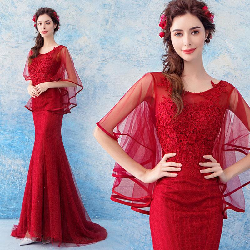 公主部落9166新娘礼服
