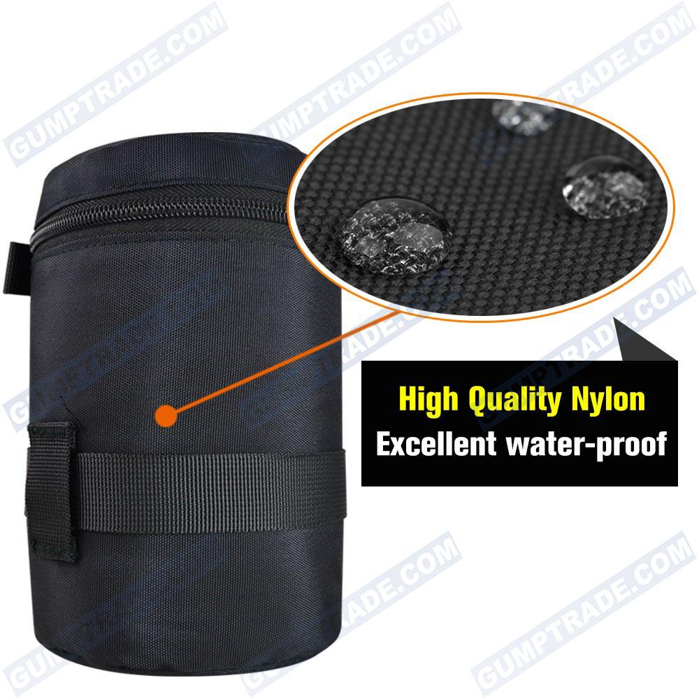 MENGS FY-3鏡頭筒防護袋保護套防摔包通用各種相機品牌廠家直銷