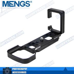 MENGS A6300铝合金L型快装板竖拍板适用索尼相机人气品牌厂家直销