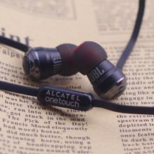 送禮 正品JBL入耳式專業手機線控金屬耳麥 重低音帶麥耳機 面條線