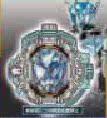 预定假面骑士ZI-O Wizard无限风格变身骑士表盘DX 骑士手表337478