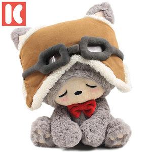 卡拉梦幸运猫咪公仔圣诞节生日礼物正品毛绒玩具布娃娃女生玩偶