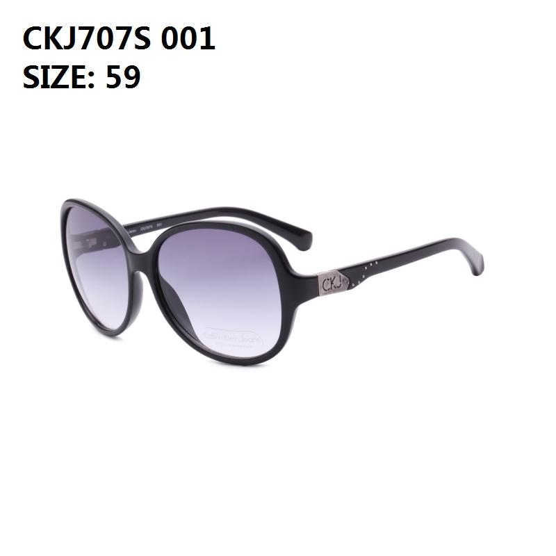 Calvin Klein jeans太阳镜女士墨镜CKJ707S