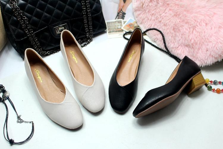 欧洲正品单鞋