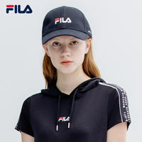 FILA Fila Official Couples Baseball Cap 2019 Summer New Casual Hat