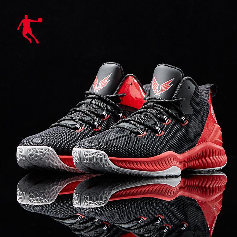 中国乔丹篮球鞋高帮科比毒液aj11限量版KD正品实战运动鞋男鞋战靴