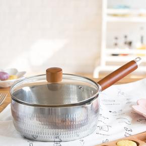 肆月。钢化玻璃锅盖雪平锅锅盖炒锅汤锅锅盖通用型盖子16/18/20cm