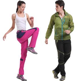 户外速干裤男女春夏季宽松弹力修身运动登山徒步大码薄款防晒长裤