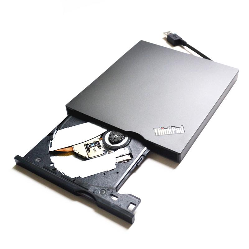 原装联想ThinkPad笔记本光驱 台式机USB外置移动光驱 DVD刻录机4XA0E97775