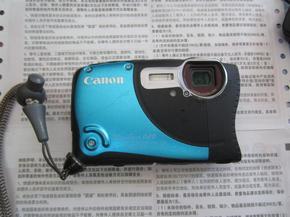 Canon/佳能 PowerShot D20防水数码相机老人学生儿童礼物 防摔