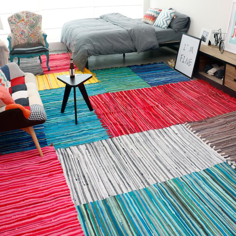 棉地毯客廳