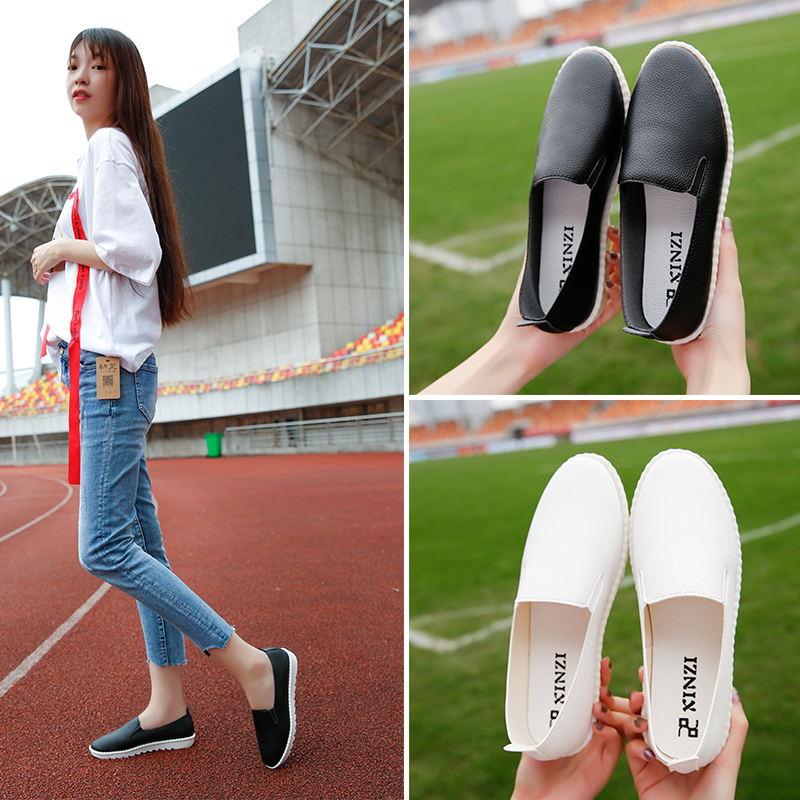 防滑乐福鞋