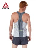 REEBOK Reebok BOLTON TC SINGLET Men's Fitness Training Simple Vest FKT09