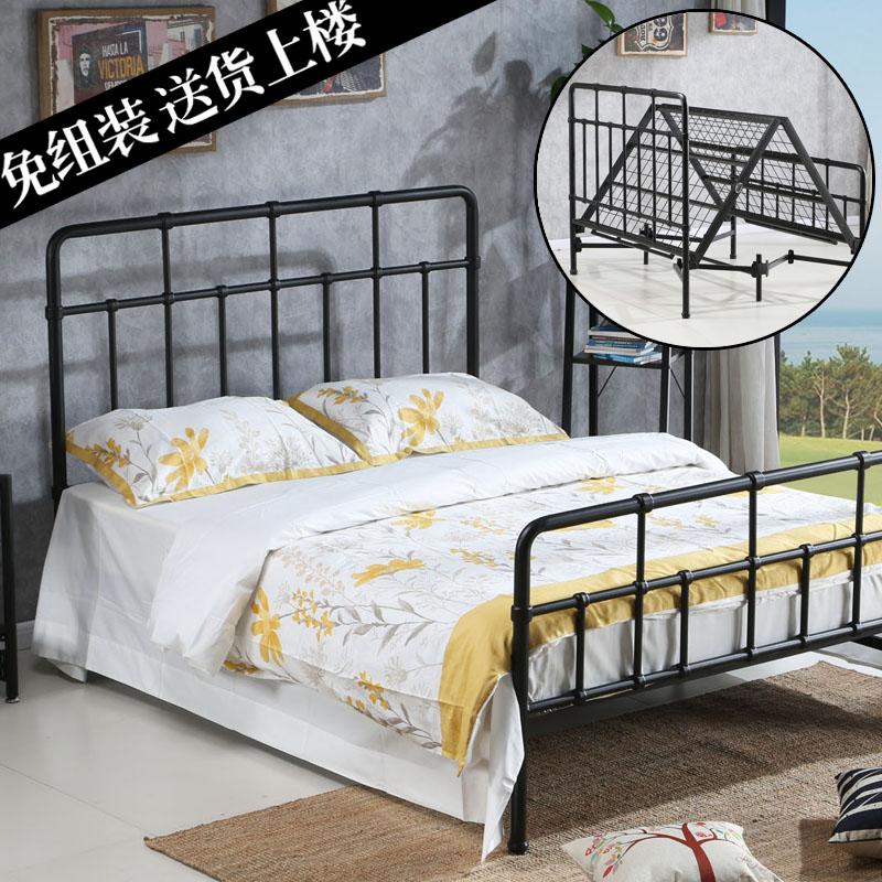 單人床1m床