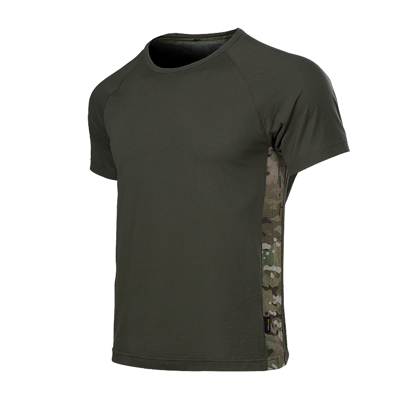 自由兵军迷户外 飞虎战术速干短袖 男士夏季作训服 耐磨透气T恤