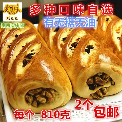 南京麦可口俄罗斯大列巴特产新疆吧切片面包土司早餐面包