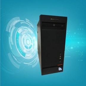 二手组装台式机电脑 4G内存 双核/四核 DIY主机游戏主机I3
