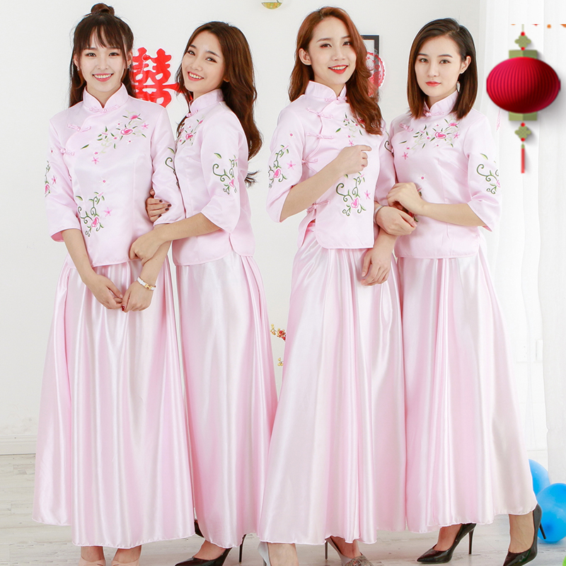 special Plus fertilizer to increase the size of 200 pounds Bride Qi wedding fat mm wedding dress