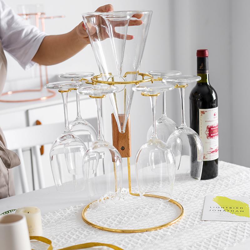 EOP酒具 女皇的红酒醒酒塔艺术形器皿酒店西餐厅创意家用送礼盒装