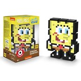 Surrounding SpongeBob Party Big Star Pixel Light Gift Child Home Decoration Night Light Spot