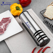 Fast sharpening artifact home kitchen kitchen knife Germany multi-function diamond automatic electric knife grinding machine 220v
