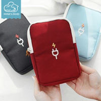 Travel digital storage bag accessories sorting bag charger data cable storage bag mobile phone camera portable finishing package