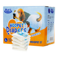Dog diapers Teddy bear physiological pants disposable diaper contraceptive sanitary napkins menstrual pants pet supplies
