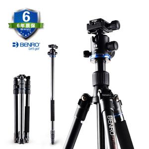 百诺IF18+/IF28+ 三脚架单反照相机支架专业便携摄影三角架独脚架