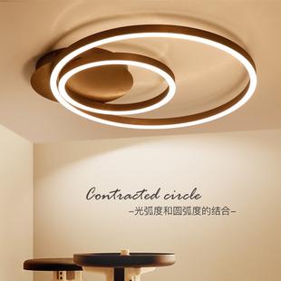 卧室灯led现代简约 房间书房灯饰创意个性北欧工业风灯具客厅灯