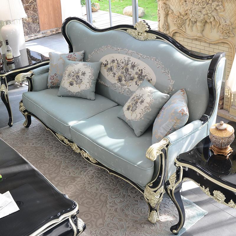 简约法式沙发