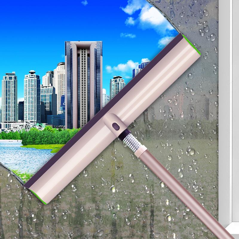 擦玻璃神器家用双面擦高楼洗玻璃刮水器擦窗户神器擦纱窗清洁工具