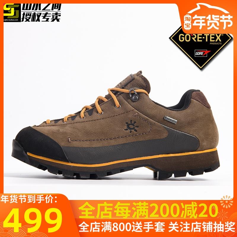 凯乐石 GTX 防水鞋  运动鞋 男 防水透气 户外 登山鞋 远足徒步鞋