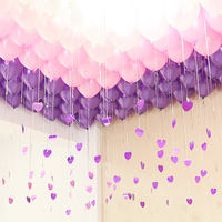 Balloon decoration birthday party children balloon creative wedding wedding room decoration scene layout wedding wedding supplies