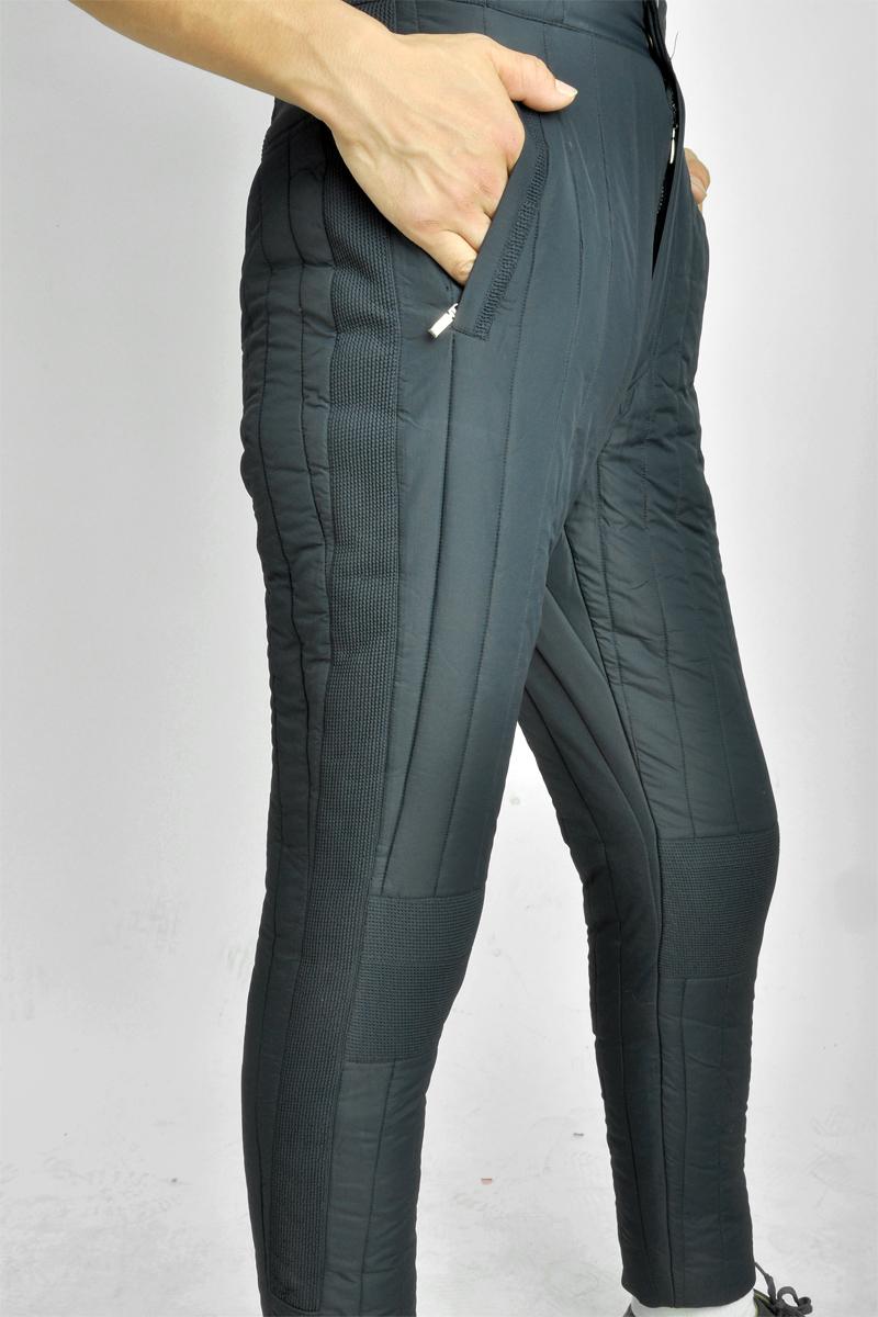 羊毛居家双层保暖裤中老年男士冬季加厚长裤 羊毛老大棉裤