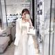 外套女网红宽松西服半裙套装 NatureQ2019春季新品 chic质感小西装