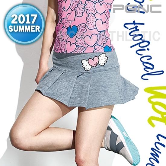 佩极羽网羽毛球服女款下装夏羽毛球短裙速干显瘦裙子网球裙透气