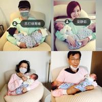 Fan Qiqi with breastfeeding pillow multi-function belt pillow newborn feeding artifact baby summer feeding pillow cotton