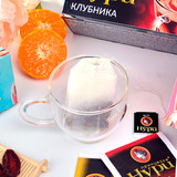 Russian fruit tea tea bag HYPU fruit tea 25 package hospitality tea bag independent packaging portable 25 bags of tea bags