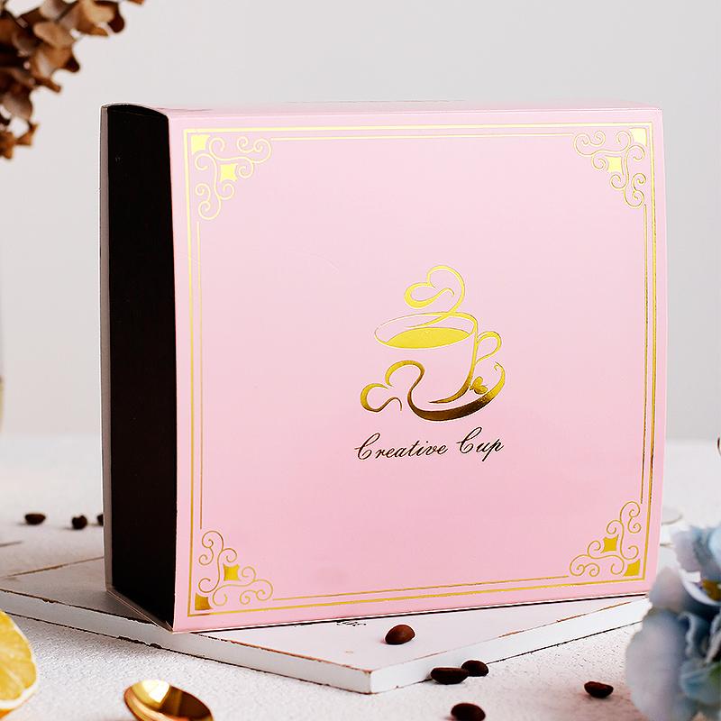 英式女士陶瓷咖啡杯欧式咖啡杯碟套装家用简约下午茶花茶茶杯带勺