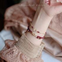 手工编织红绳手链老师送学生转运礼品考试中考高考手绳考生小礼物